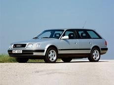 Audi S4 C4 Estate