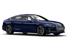 Audi S5 B9 Coupe