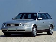 Audi S6 C4 Estate