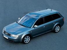 Audi S6 C5 Estate