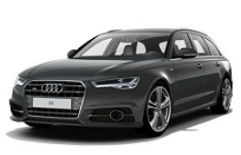 Audi S6 C7 Restyling Estate
