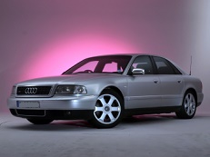 Audi S8 D2 Saloon