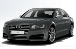 opony do Audi S8 D4 Restyling [2014 .. 2018] [EUDM] Saloon
