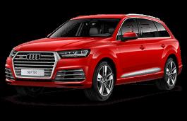 Audi SQ7 4M SUV