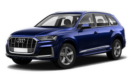 奥迪 SQ7 4M Facelift SUV