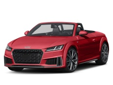 Audi TT 8S Facelift Roadster