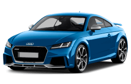 Audi TT RS wheels and tires specs icon