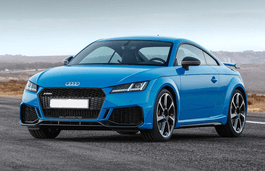 Audi TT RS FV Facelift (FV3) Coupe