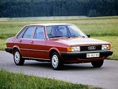 Audi 80 B2 Седан