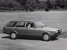 Audi 80 B1 Estate