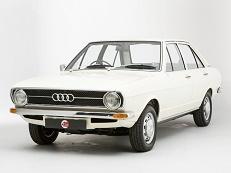 Audi 80 B1 Saloon