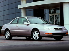 Acura CL YA1 Coupe