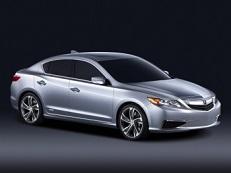 Acura ILX Räder- und Reifenspezifikationensymbol