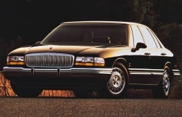 Buick Park Avenue wheels and tires specs icon