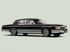Cadillac Brougham D-body Berline