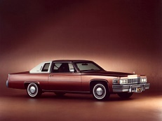 Cadillac DeVille V Coupe