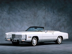 凱迪拉克 Eldorado E-body II Convertible