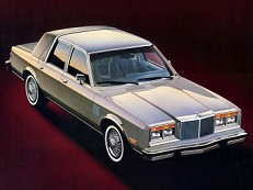 opony do Chrysler New Yorker E-body [1982 .. 1988] [USDM] Saloon