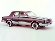 Chrysler LeBaron wheels and tires specs icon