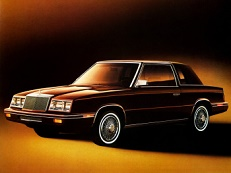 Chrysler LeBaron K-body Coupe