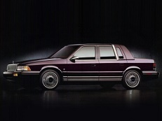 Chrysler LeBaron H-body Berline