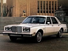 Chrysler LeBaron M-body Saloon