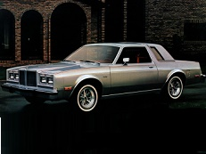 Chrysler LeBaron M-body Coupe