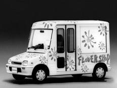 Daihatsu Mira L200 Van