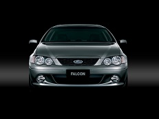 Ford Falcon AU-BF Saloon