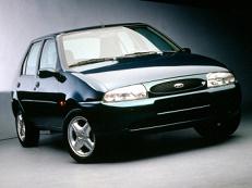 Ford Fiesta JA/JB Hatchback