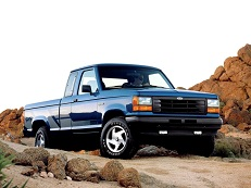 Ford Ranger I Facelift Pickup
