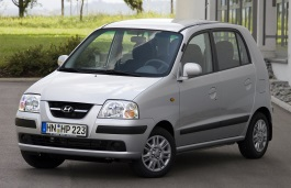 opony do Hyundai Santro Xing MX Facelift [2003 .. 2014] Hatchback, 5d