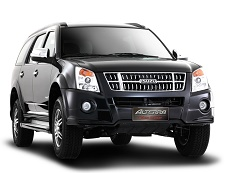 Isuzu Alterra DH Closed Off-Road Vehicle