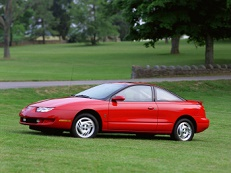 Saturn S-Series II Coupe