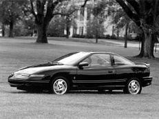 Saturn S-Series I Coupe