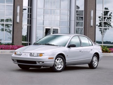 Saturn S-Series III Saloon