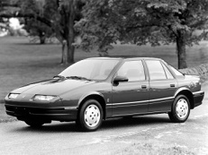 Saturn S-Series I Saloon