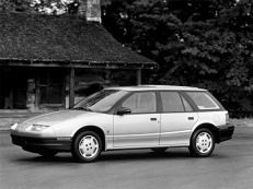 Saturn S-Series I Estate