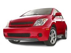 Scion xA wheels and tires specs icon
