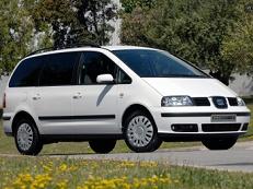 Seat Alhambra 7M MPV