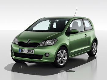 Skoda Citigo J2 Hatchback