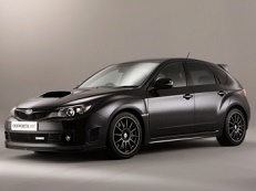 Subaru Impreza WRX STI wheels and tires specs icon