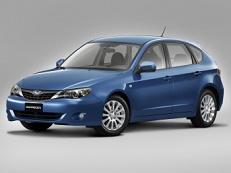 Subaru Impreza G3 (GH) Hatchback