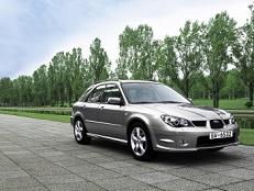 Subaru Impreza GD/GG Hatchback