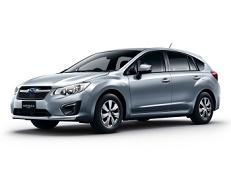 Subaru Impreza G4 (GP) Hatchback