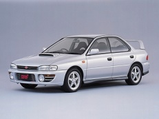 Subaru Impreza WRX STI GC/GF Saloon