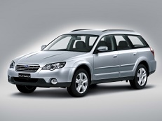 Subaru Outback BP Estate