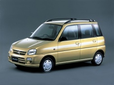 roues et icone de spécifications de pneus pour Subaru Pleo