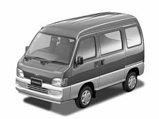 Subaru Sambar KS/KV Van