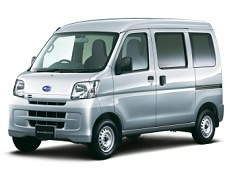 roues et icone de spécifications de pneus pour Subaru Sambar Van